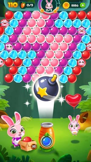 兔子泡泡龙动物森林正式版