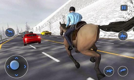 纽约骑马警察追逐最新手机版