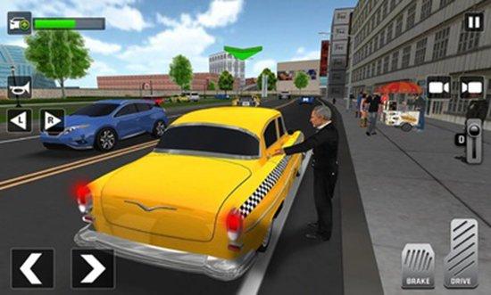 城市出租车驾驶游戏下载