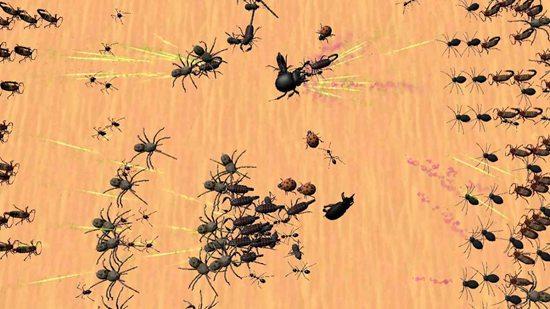 昆虫战斗模拟器手机中文版下载