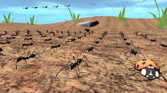 昆虫战斗模拟器中文版单机