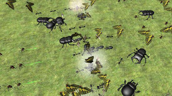 昆虫战斗模拟器手机单机版