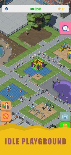 空闲游乐场3D中文版游戏下载