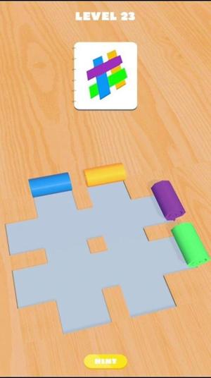 彩色卷层解谜手机版
