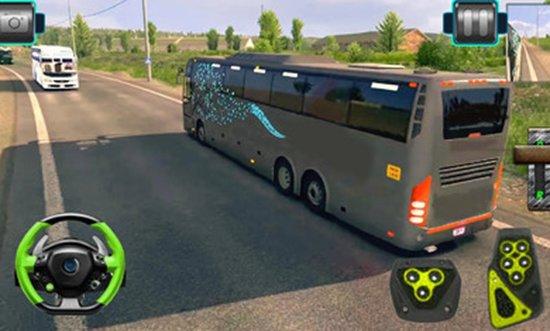 巴士模拟器2020破解版