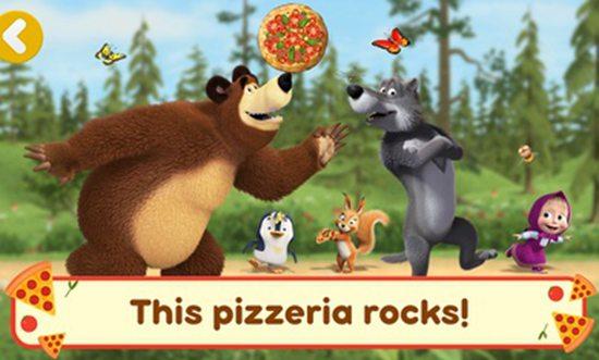 玛莎与熊披萨店最新官网版