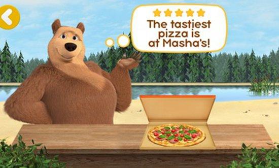 玛莎与熊披萨店最新免费版