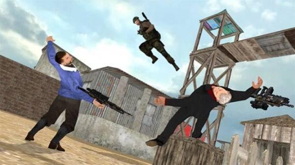 爆击狙击行动最新版