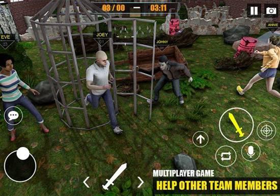 逃脱猎人在线生存最新手机版