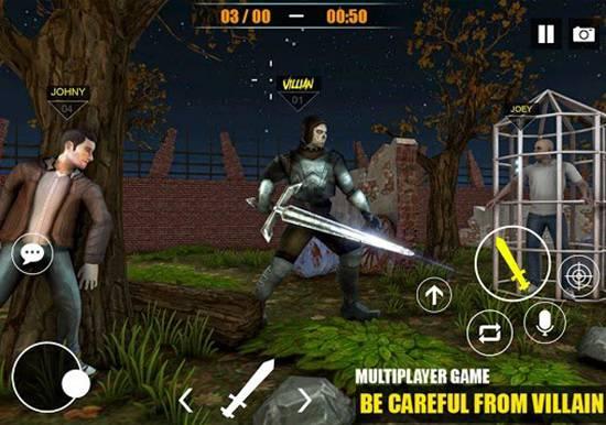 逃脱猎人在线生存手机中文版