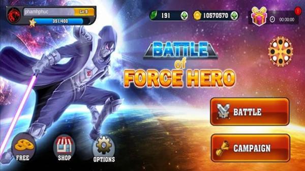 原力之战英雄官方版