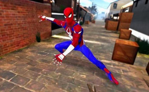 英雄蜘蛛格斗安卓版