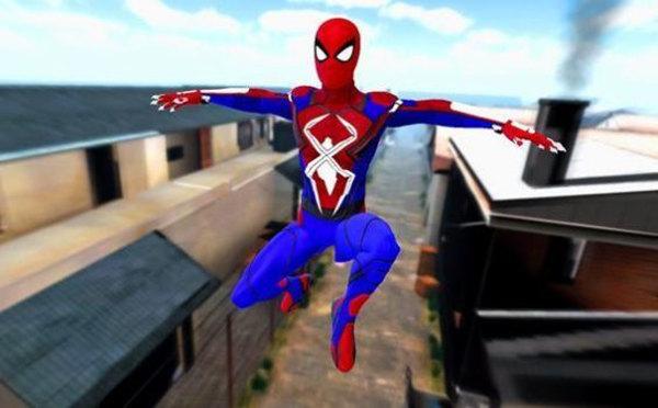 英雄蜘蛛格斗最新版