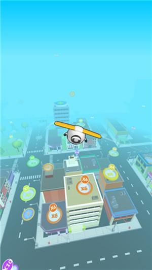 超能滑翔机3D最新官方版