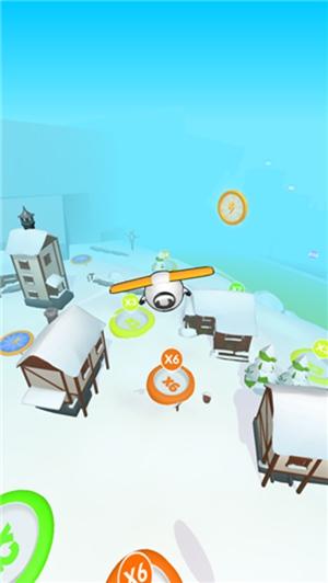 超能滑翔机3D安卓手机版