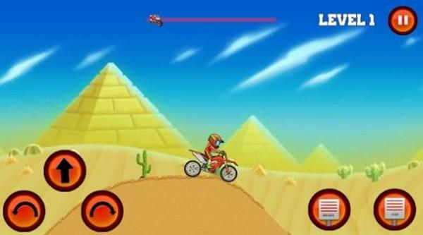 摩托车爬山比赛游戏安卓版