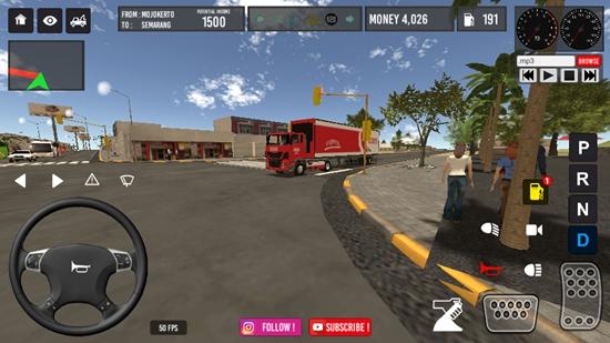 idbs卡车模拟器下载