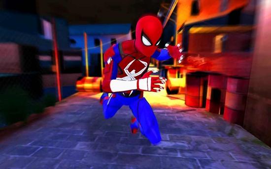 英雄蜘蛛绳战斗大佬模拟器游戏下载