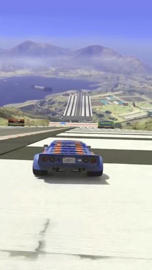 天空飞跃特技车官方版安卓版