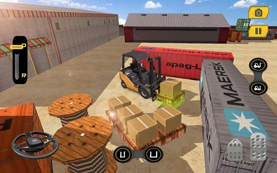 叉车模拟器2019游戏下载