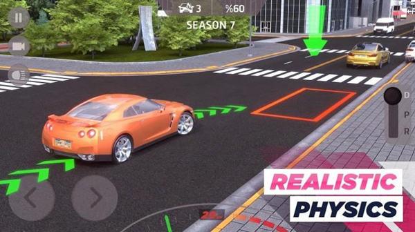 真实停车场城市驾驶中文版安卓版