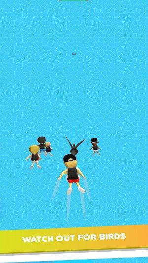 跳伞赛车3D最新版