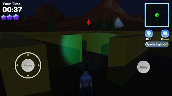 三维迷宫跑酷手机版最新版