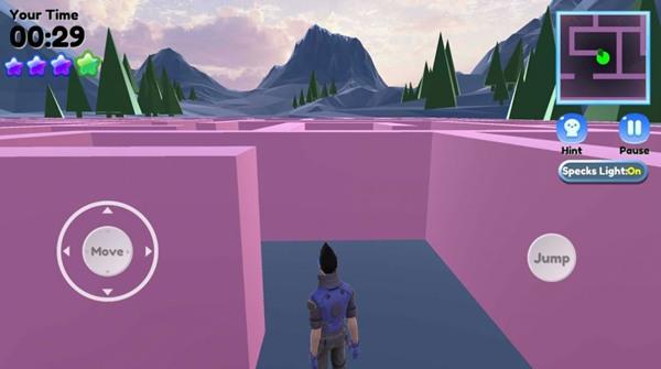 三维迷宫跑酷最新版
