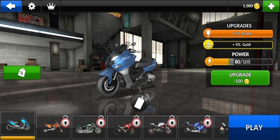 摩托骑士游戏破解版