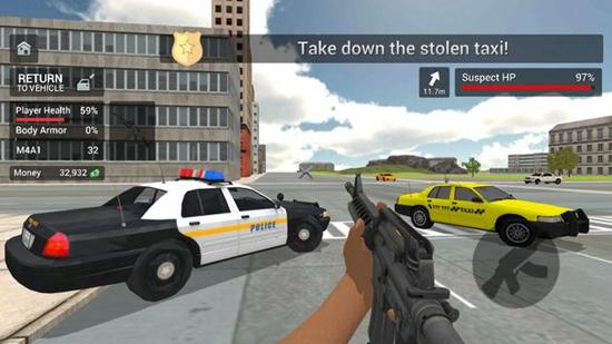 警车模拟器破解版游戏下载