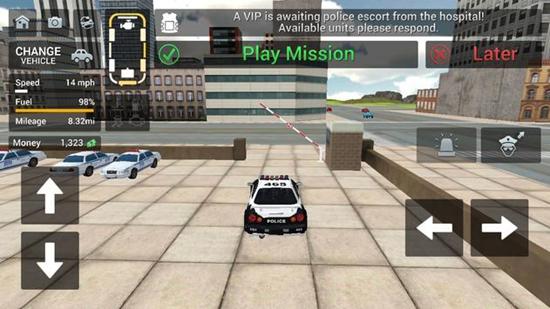 警车模拟器破解版