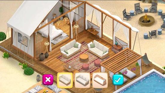 房间翻新设计游戏中文版