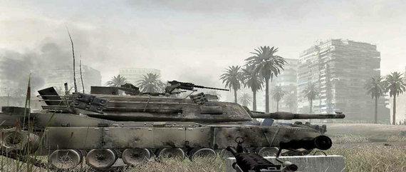 使命召唤手游坦克怎么乘坐 使命召唤手游坦克乘坐攻略