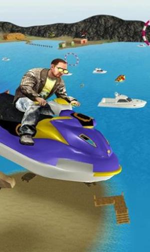 摩托车快艇游戏下载