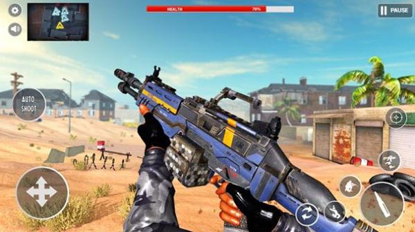 火炮发射新模拟枪最新版