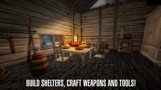 西伯利亚生存冷冬天3D游戏下载