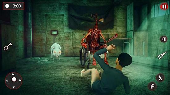 恐怖汽笛人游戏下载免费版