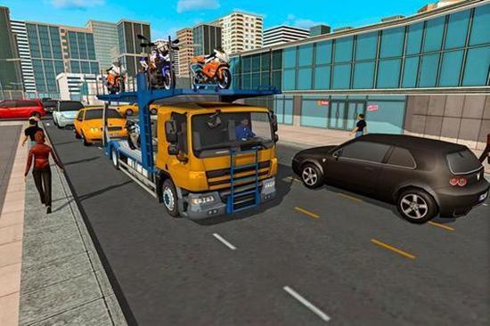 运输车大卡车游戏安卓版