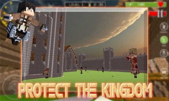 方块巨人战争手机版下载