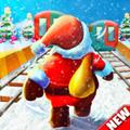 圣诞老人地铁冲浪中文版正式版