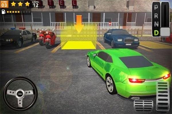 先进的停车场2021安卓版最新版