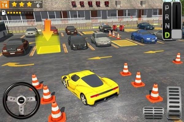 先进的停车场2021最新版
