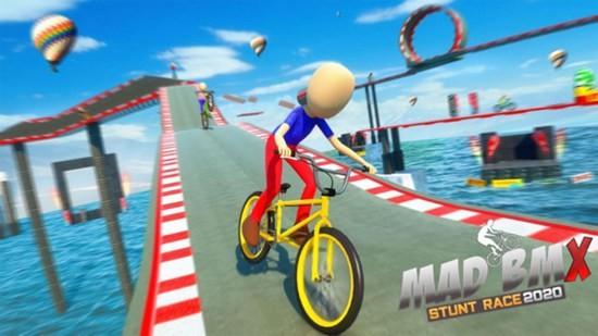 疯狂自行车赛安卓版下载