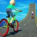 疯狂自行车赛安卓版官方版  1.1