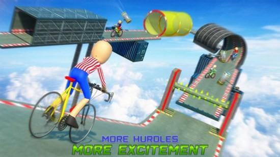 疯狂自行车赛官方版