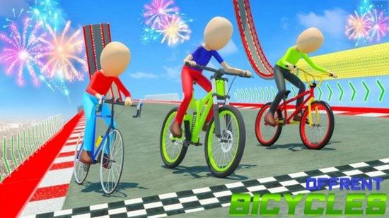 疯狂自行车赛安卓版