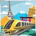闲置地铁3D中文版安卓版  v1.0
