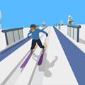 滑雪跳跃3D破解版官网版