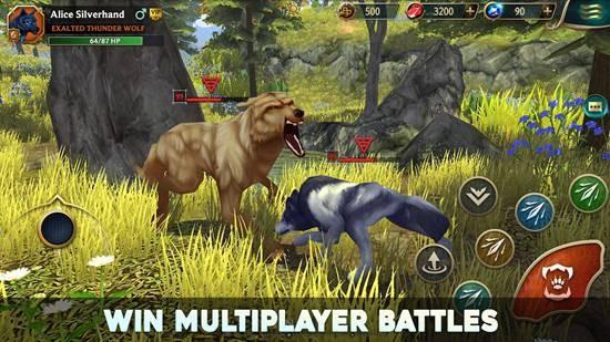 狼传说家园与爱心游戏下载