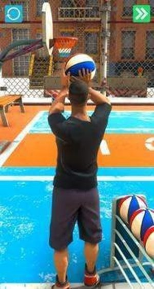 真人篮球3D手机版